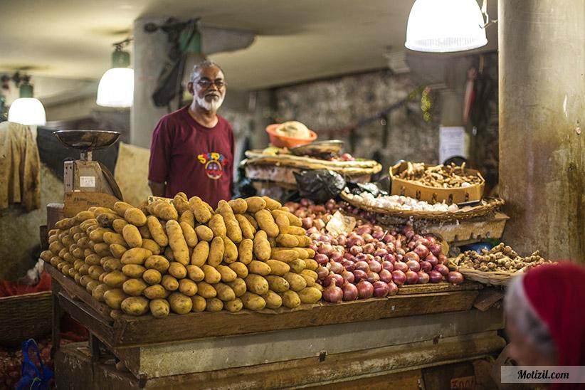 Légumes Ile Maurice