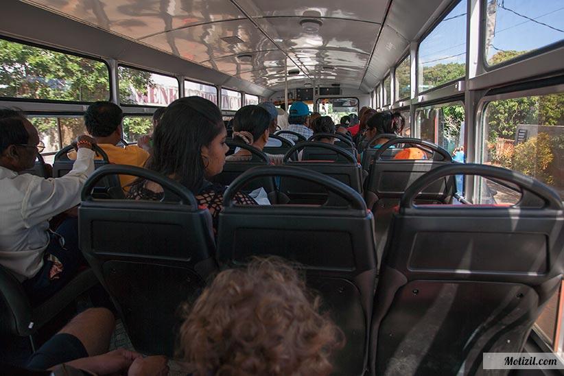 Bus Ile Maurice