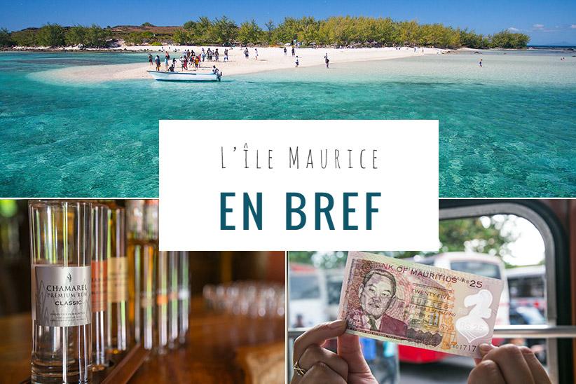 L'Ile Maurice en chiffres