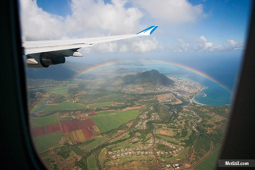 Compagnie aérienne Ile Maurice