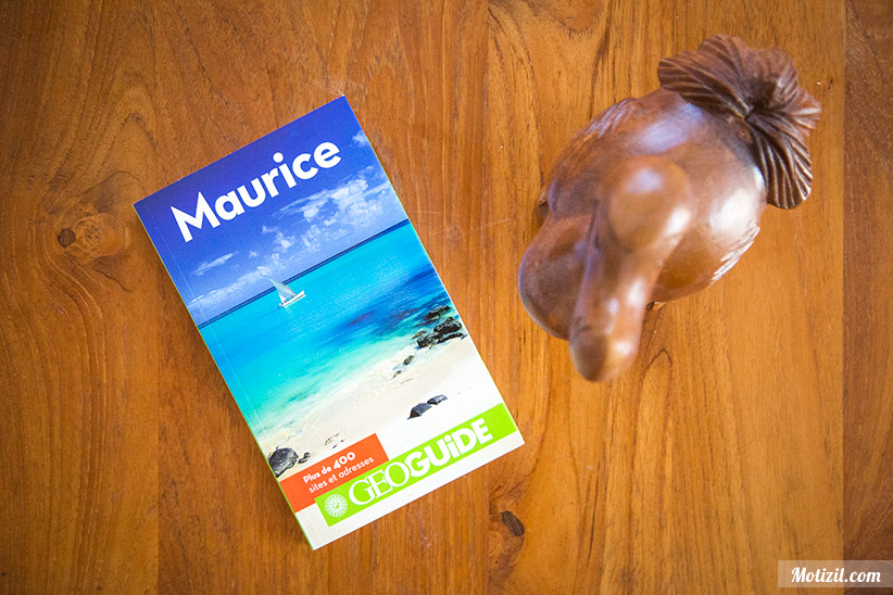 A gagner : 10 GEOGuide Maurice