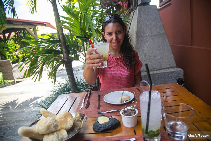 Restaurant l'Alchimiste Ile Maurice