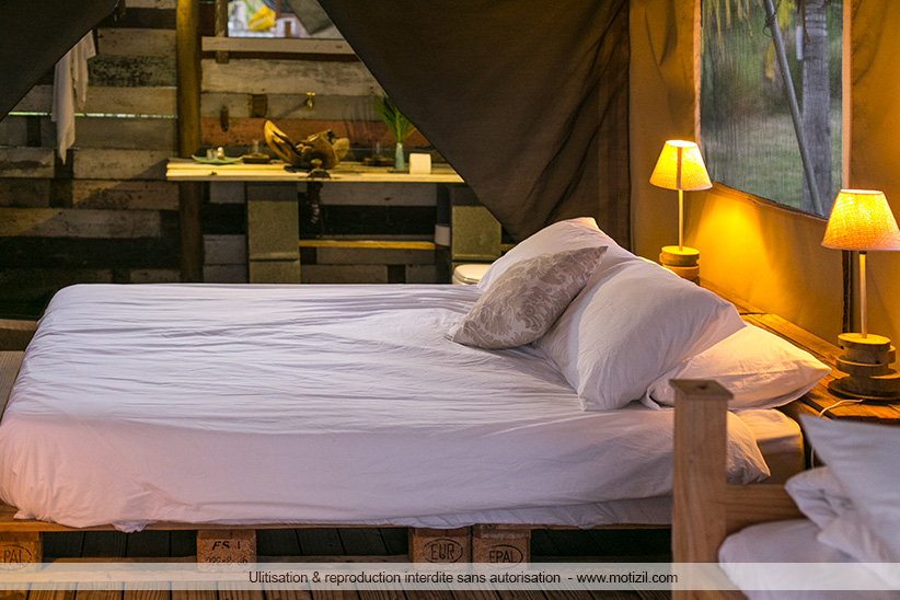 chambre otentic eco tent