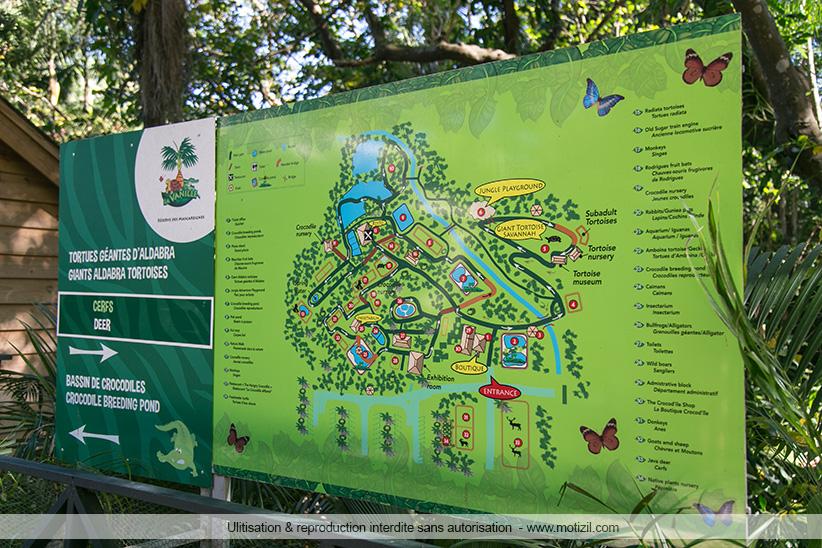 Le Parc de la Vanille
