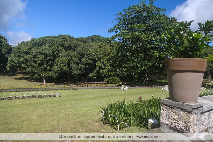 jardin botanique Domaine des Aubineaux