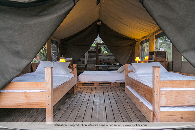 Tente Eco Tent Experience