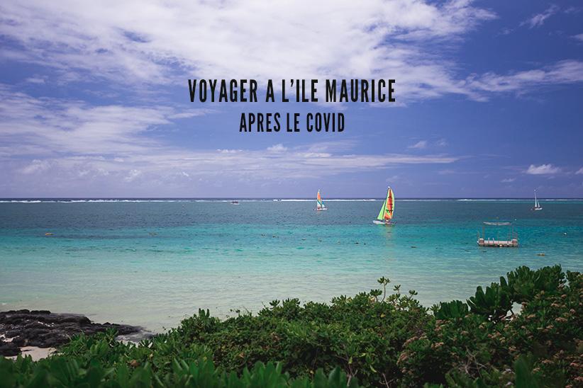Voyager à l'Ile Maurice après le coronavirus